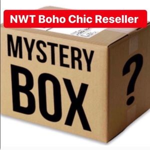 NWT Boho Chic Resellers Mystery Box